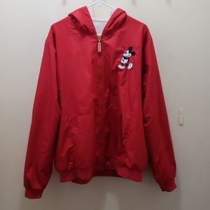 Disney Mickey and Minnie Mouse Jacket